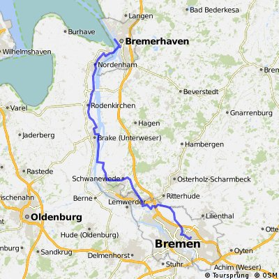 Bremen-Bremerhaven