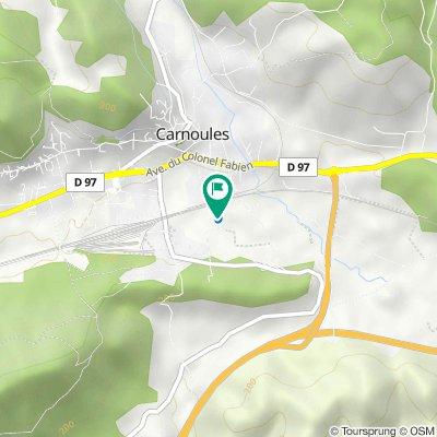 De 293 Impasse des Maisons Neuves, Carnoules à 293 Impasse des Maisons Neuves, Carnoules