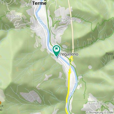 San Pellegrino Terme Cycling
