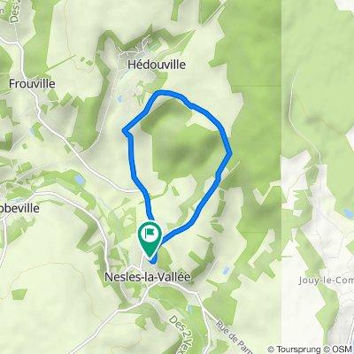 6 km round trip