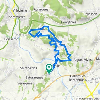 De 973 Chemin de Montpellier, Villetelle à 973 Chemin de Montpellier, Villetelle