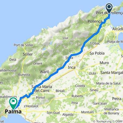 Mallorca: Port de Pollença-Palma