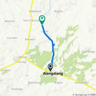San Roque Street 987, Alangalang to San Roque Street, Alangalang