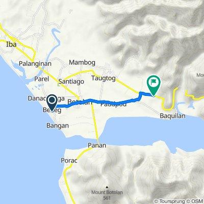 Unnamed Road, Botolan to Zambales - Tarlac Road, Botolan