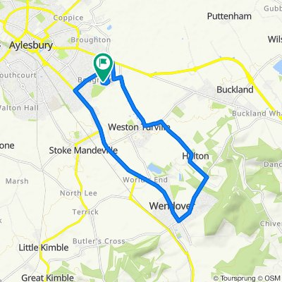Weston Turville Cycling
