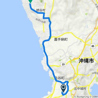 Unnamed Road, Ginowan to Yomitan