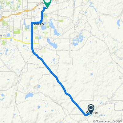 Binghampton Street 207, Rainier to Husky Way Southeast 6910, Lacey