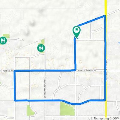 5799 Alexandria Ave, Eastvale to 5799 Alexandria Ave, Eastvale