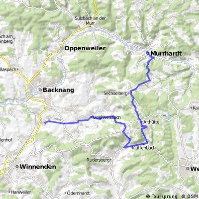 Lutzenberg Althütte Murrhardt