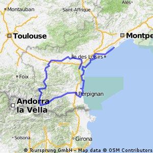 Sete-Narbonne