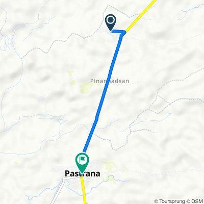 Sta Fe-Pastrana-Dagami Road, Santa Fe to Sta Fe-Pastrana-Dagami Road