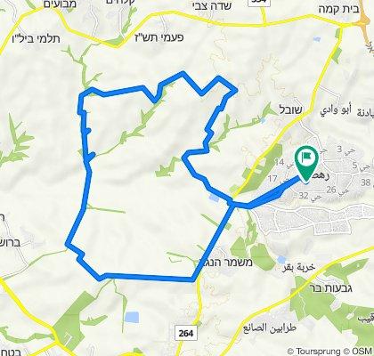 Shchona 21 Street 57–67, Rahat to Shchona 21 Street 57–67, Rahat