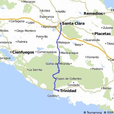 10a Trinidad - Santa Clara