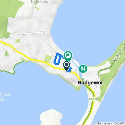 46A Scenic Drive, Budgewoi to 30 Natuna Avenue, Budgewoi