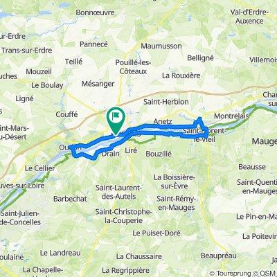 De 39–81 Le Champ Roncin, Saint-Géréon à 53 Le Champ Roncin, Saint-Géréon