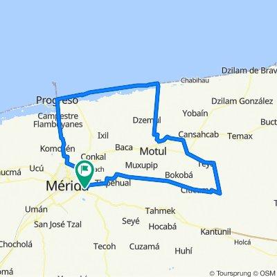 Merida loop