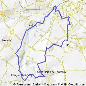 Petit tour Etienne