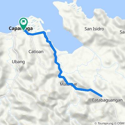 Magsaysay, Capalonga to Rizal, Capalonga
