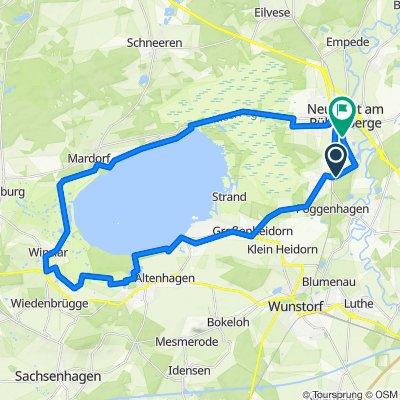 NRü Steinhudermeer-Runde über Steinhude