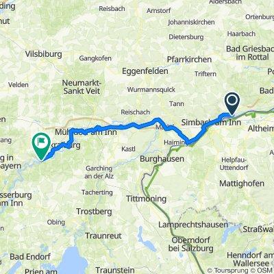 Radtour durch Deutschland Teil 21