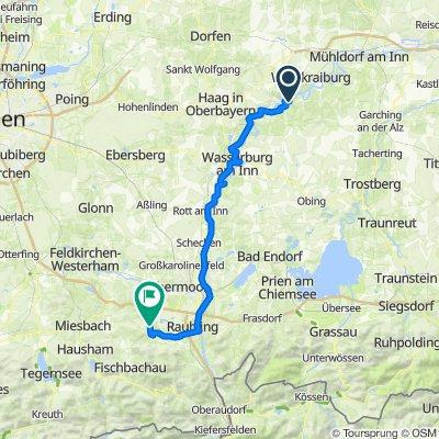 Radtour durch Deutschland Teil 22