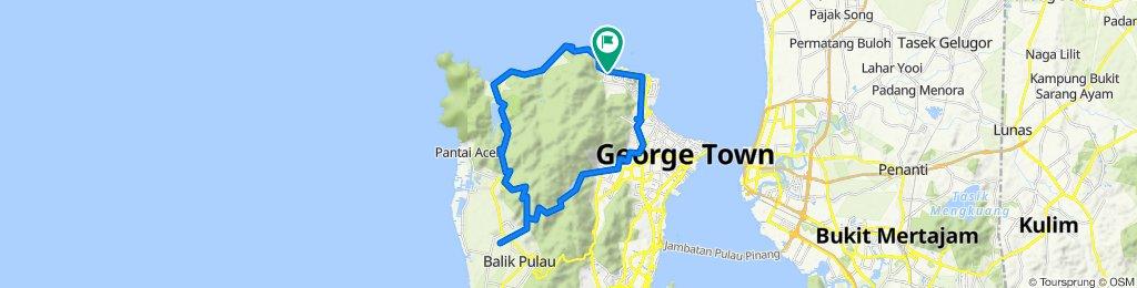 Malaysia, Tanjung Bungah to Malaysia, Tanjung Bungah