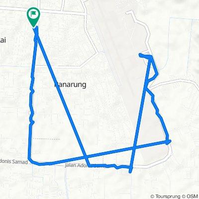 Jalan Damai 9, Kecamatan Pahandut to Jalan Damai 9, Kecamatan Pahandut