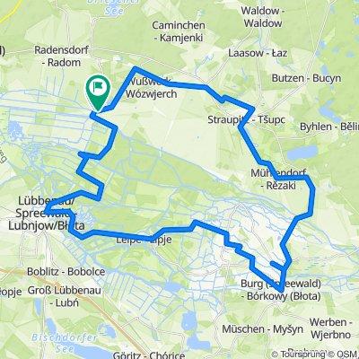 Spreewald Route 2