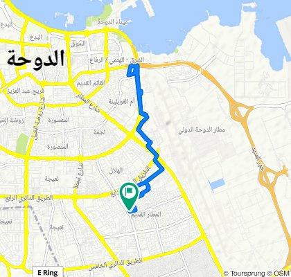Ras Zekreet, Doha to Ras Zekreet, Doha