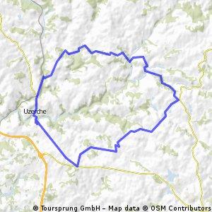 Tour Chamboulive Bois lafleur