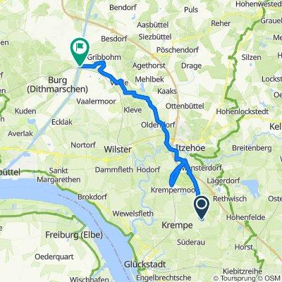 L119, Grevenkop nach L327, Hochdonn