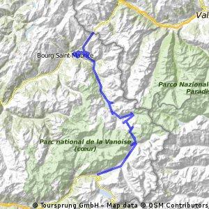 France Transalp Etappe3