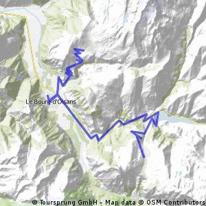 France Transalp Etappe5.1