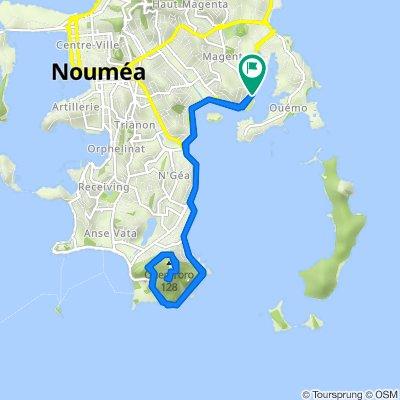 De Voie de Dégagement Estate, Nouméa à Voie de Dégagement Estate, Nouméa