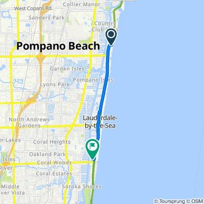 De North Pompano Beach Boulevard 1104 a Northeast 33rd Street 3324, Fort Lauderdale