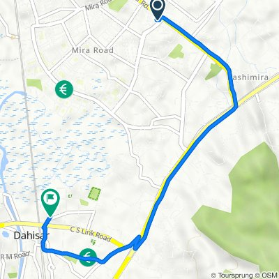 Mira Bhayandar Road 18 to Sudhindra Nagar, Mumbai