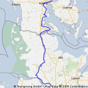 Fahrradtour 2011