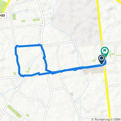 Talwandi 1-A, Kota to Vigyan Nagar Flyover 1-k-8, Kota