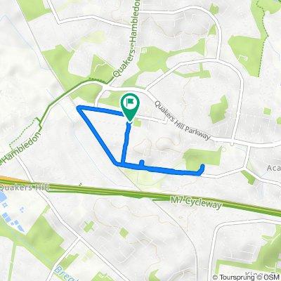 Highfield Road 46, Quakers Hill to Highfield Road 46, Quakers Hill