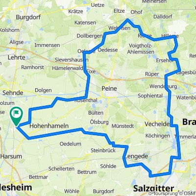 Peine Landkreis Tour 2020