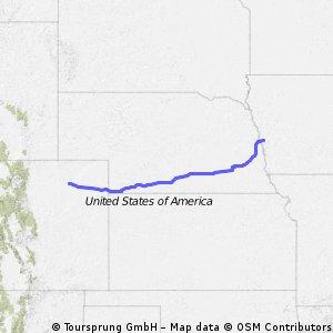 Day 15 Missouri Valley IA – Brush CO