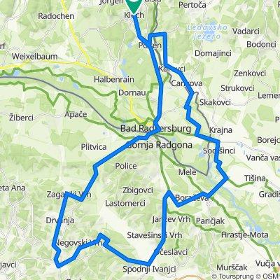Negova L - 69 km