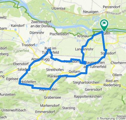 Ausflug ins Tullnerfeld