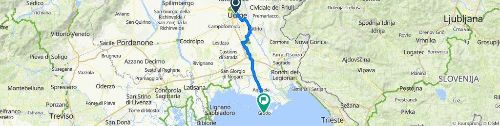 Udine - Grado