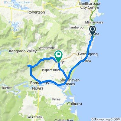 2020 L'Étape Australia - The Ride