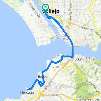 265 Mare Island Way, Vallejo to 265 Mare Island Way, Vallejo