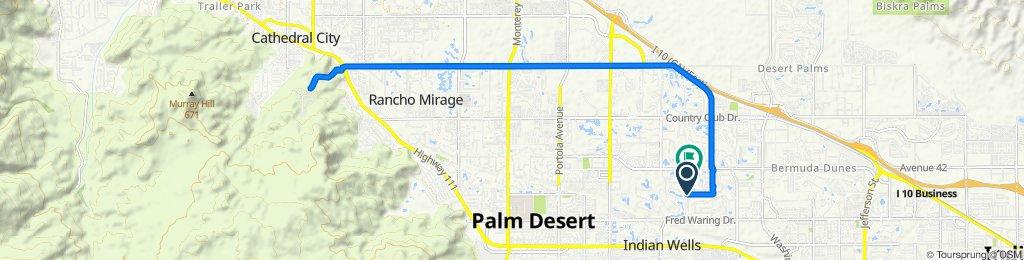 76501–76599 New York Ave, Palm Desert to 42841 Scirocco Rd, Palm Desert