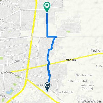 out of Mérida