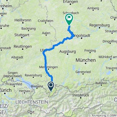 Oberstdorf - Ellingen