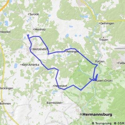 Wietzendorf zum Heidesee